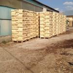 дървени кутии за плодове и зеленчуци